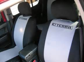 Seat Cover Xterra 2011 Nissan Xterra Neoprene Seat Covers