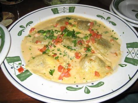 Olive Garden Ravioli by Olive Garden Copycat Recipes Ravioli Di Portobello