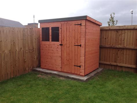 Flat Shed by Garden Sheds Wooden Sheds Store Shed