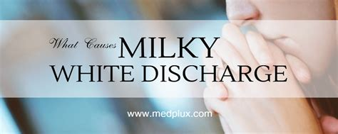 milky white discharge  pregnancy  main