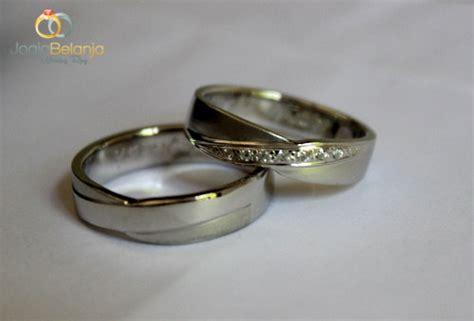 Cincin Kawin Tunangan Perak Kode Ac 114 cincin kawin istha amalia perak lapis emas cincin kawin jogja cincin kawin jogja