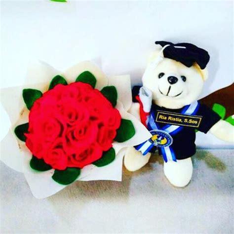 Buket Bunga Spongebob Kado Wisudaku Murah jua paket teddy bunga mawar merah murah jogja kado wisudaku