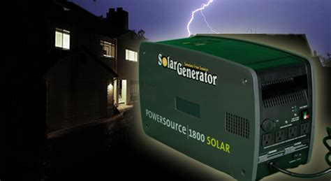 my solar generator backup solar generator review