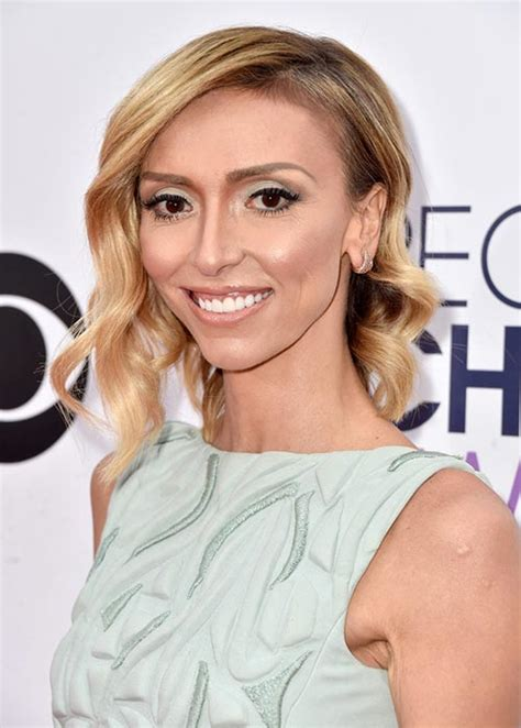 how to get giuliana rancics 2015 bob hairstyle people s choice awards 2015 hairstyles and beauty