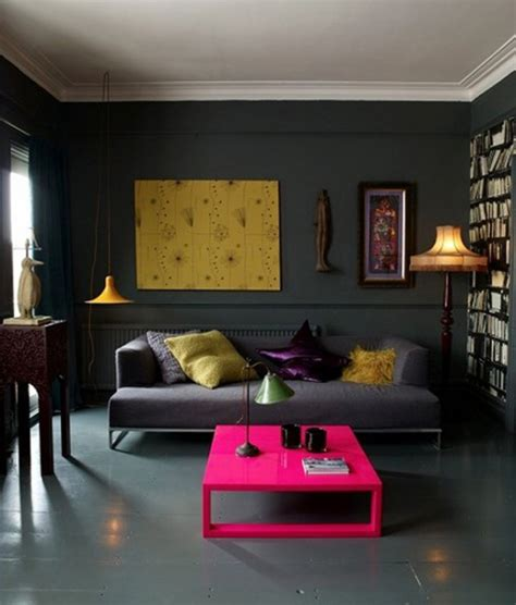 rooms with black walls 30 exquisite black wall interiors for a modern home