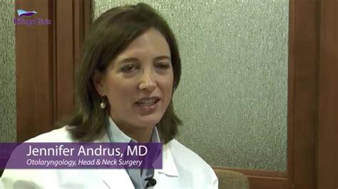 billings clinic emergency room meet andrus md billings clinic otolaryngology neck surgery