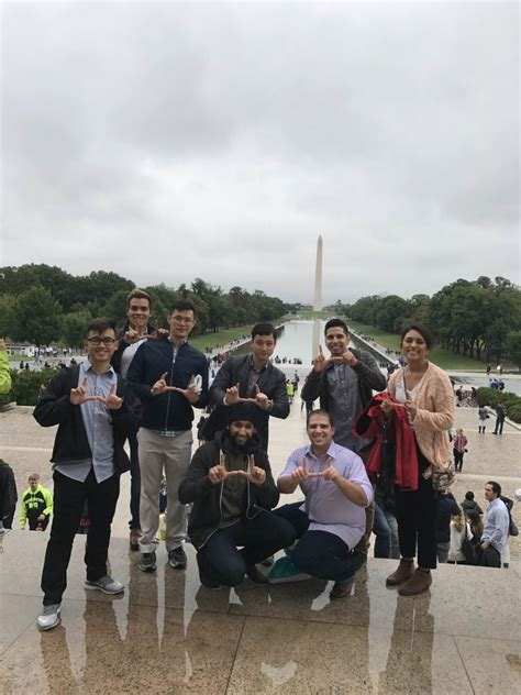 Georgetown Mba Reddit by Washington D C Day 2 Transfer Scholars Explore The