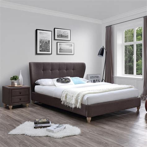 mattress without bed frame bed without mattress 160x200cm frame is covered