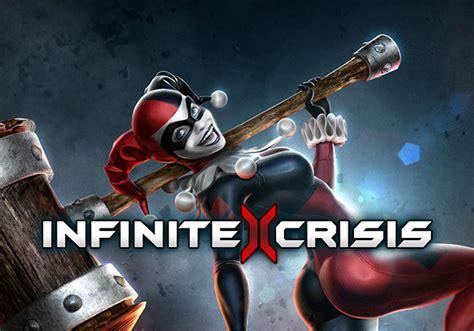 Infinite Crisis Giveaway - infinite crisis mmohuts