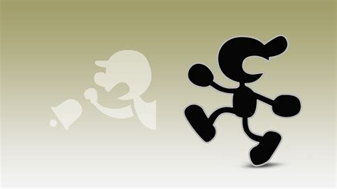 game watch wallpaper mr game and watch wallpaper smash3 by ryo 10pa on