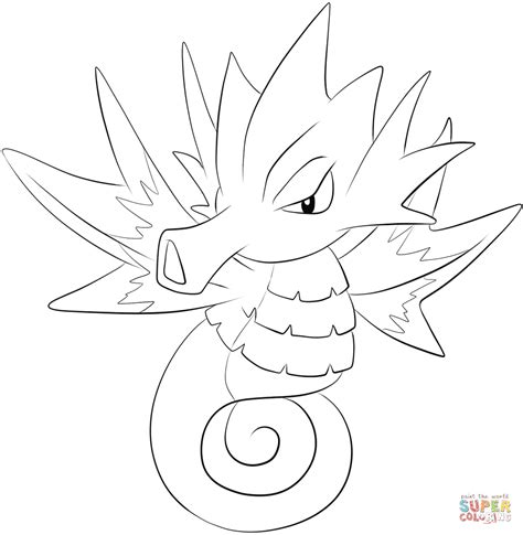 pokemon coloring pages horsea horsea pokemon coloring pages images pokemon images