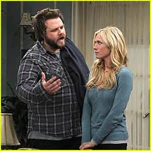 tyler labine siblings brittany snow on mad love first look brittany snow