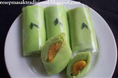 membuat kue dadar cita rasa indonesia resep cara membuat kue dadar gulung