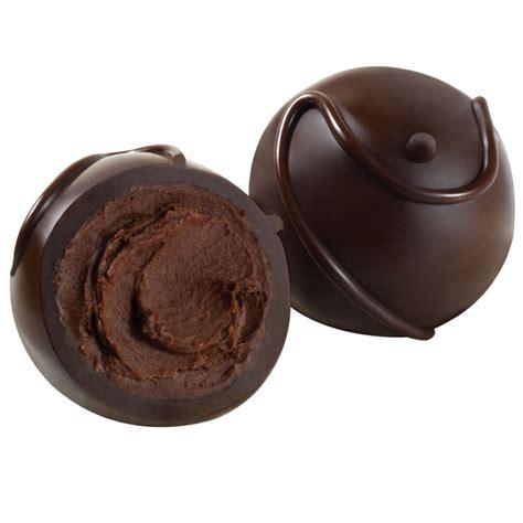 24 pc dark chocolate truffles godiva