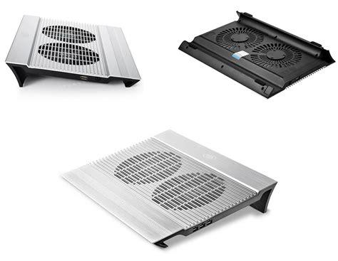 deepcool n8 notebook cooler silver nb n8 pc gear