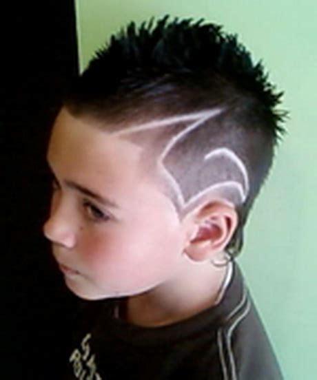 coupe de cheveux garcon