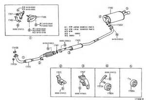 2002 Camry Exhaust System Diagram 2003 Toyota Camry Power Window Wiring Diagram Car Wiring
