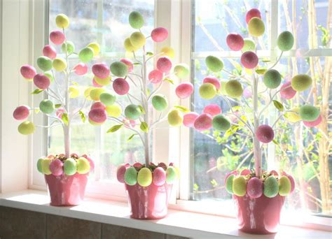 spring decor 17 creative and easy diy easter home decorations style motivation