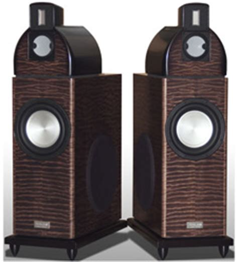 10 woofer three way floor standing speakers salk signature soundscape 10 floorstanding speakers