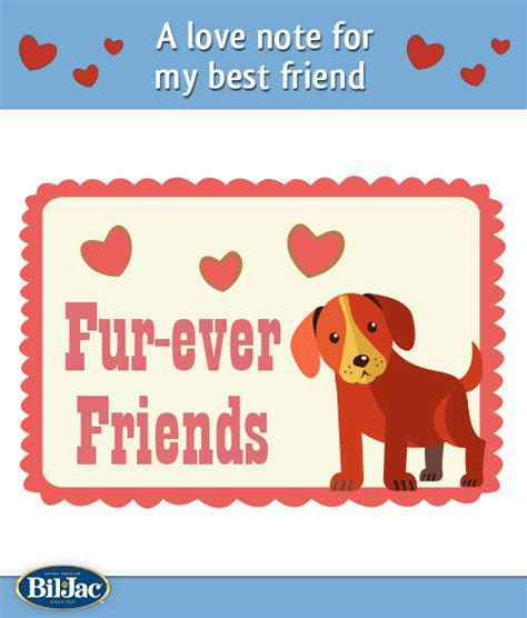 valentines card for best friend notes for your best friend learning library bil