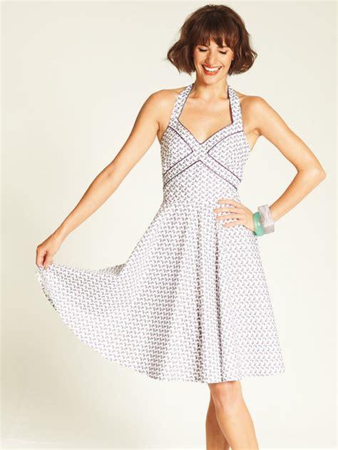 pattern halter dress 50s halter dress 07 2012 133 sewing patterns