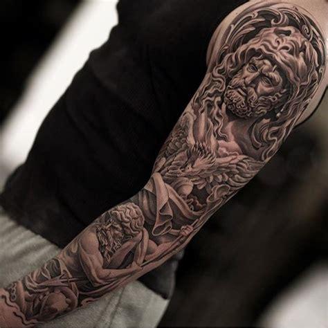 tattoo tribal masculina no braço 10 ideias sobre tatuagem de poseidon no pinterest