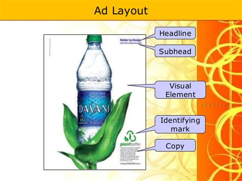 advertising layout elements creative strategy implementation and evaluation