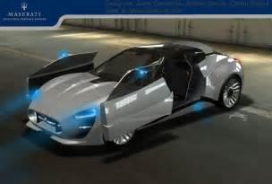 Future Maserati Cars Maserati Gt Garbin 2020 Concept Cars Diseno