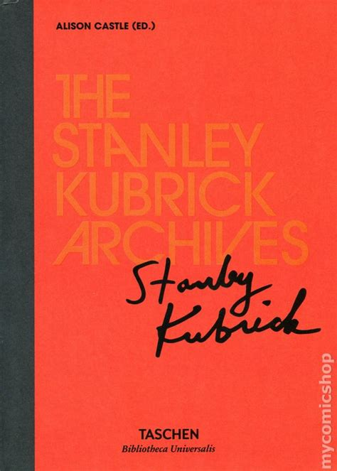bu stanley kubrick archives hc comic book new releases september 28