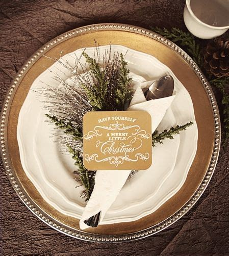 christmas place settings pinterest the world s catalog of ideas