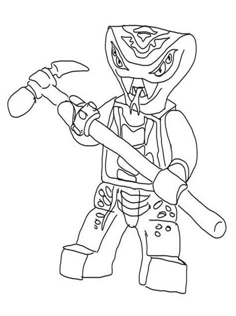 lego ninjago coloring pages snakes lego ninjago with rise of the snakes and weapons coloring