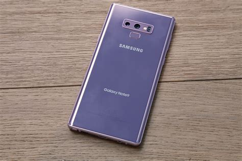 the galaxy note 9 has a component you won t find on other phones here s how it works bgr