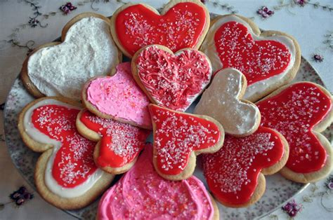 valentines cookies recipe easy all things and home