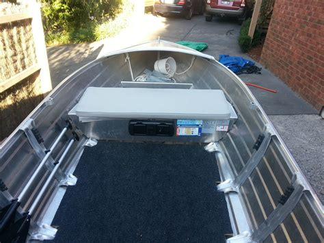 tinny boat seats for sale 3 7m quintrex tinnie for sale fishing victoria forum