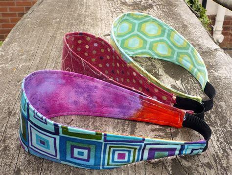 pattern for fabric headbands make your own headbands 5 free tutorials