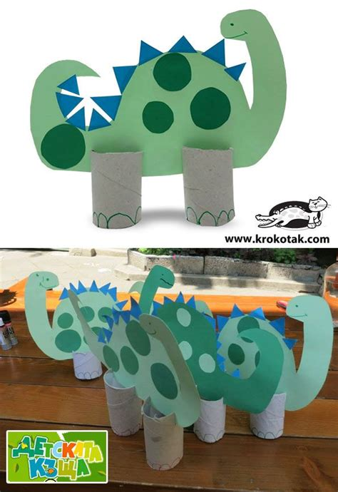 Paper Dinosaur Craft - best 25 paper dinosaur ideas on dinosaur