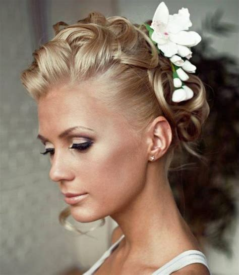 updos for shorter hair pintrest 50 best short wedding hairstyles that make you say wow