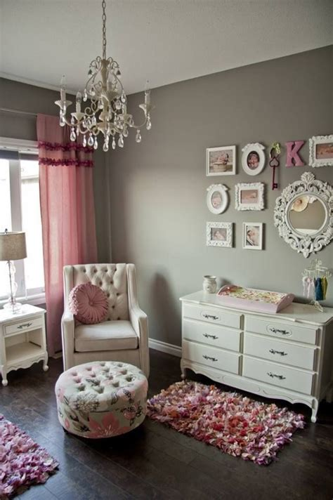 pink and grey toddler room bedroom grey pink white home decor frames nurseries and nurseries