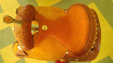 selle supreme selle western saddle silver supreme 201 quipement