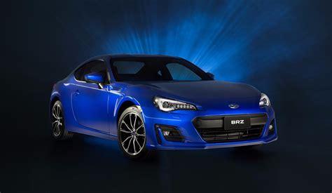 news subaru australia announces  brz coupe starting