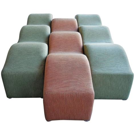 ripple bench ripple bench sofa by laurinda spear for steelcase for sale