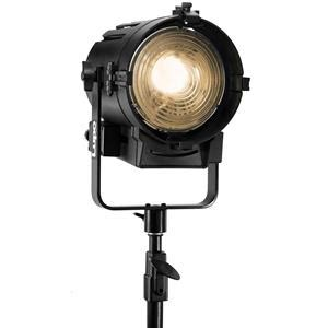 Lu Fresnel lupo dayled 1000 dual color led fresnel light with dmx