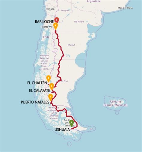 travel patagonia mytravelemotion