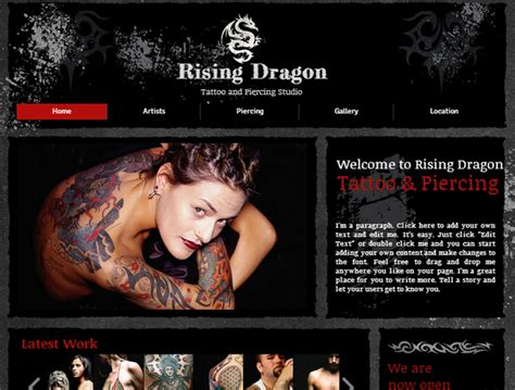 tattoo design websites free make designs website for free templates