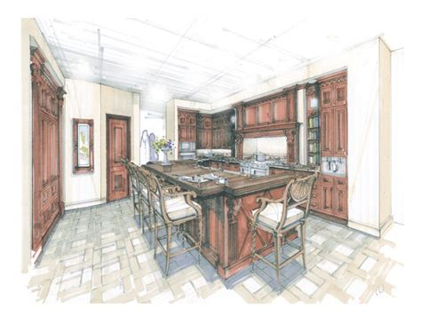 Types Of Interior Design Drawings by I Rendering Architectural Rendering Perspective Design