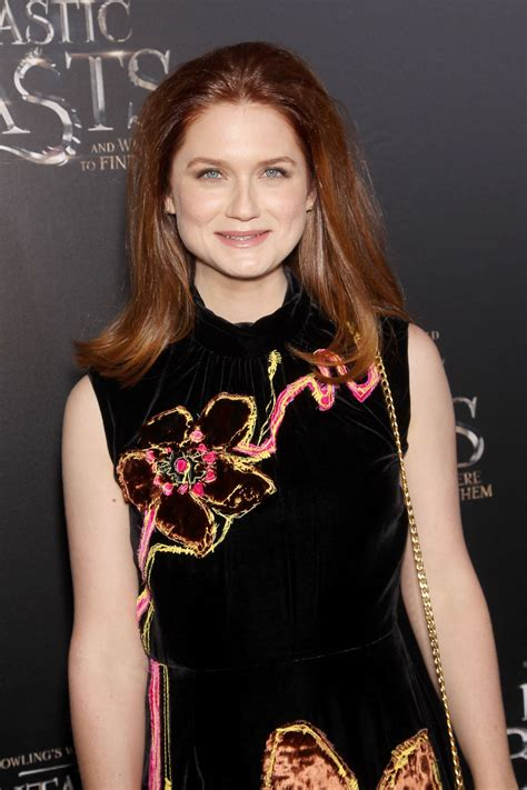 bonnie wright bonnie wright at fantastic beast and where to find them