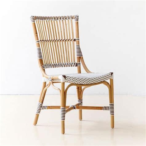 sedie in vimini sedia in vimini impilabile in tessuto per esterni