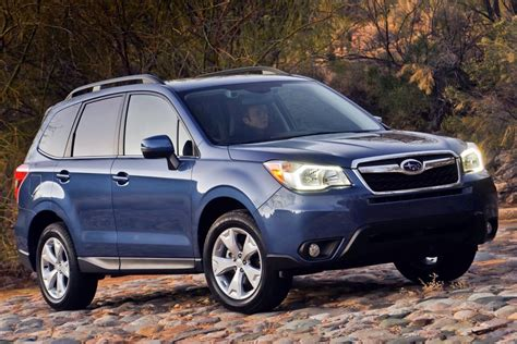 blue subaru forester 2015 used 2015 subaru forester suv pricing for sale edmunds