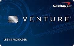 capitalone business credit card venture rewards credit card capital one