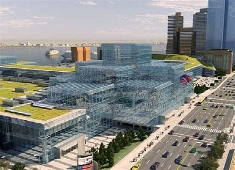 green renovating in nyc renovating nyc new york s javits center is receiving a much needed green